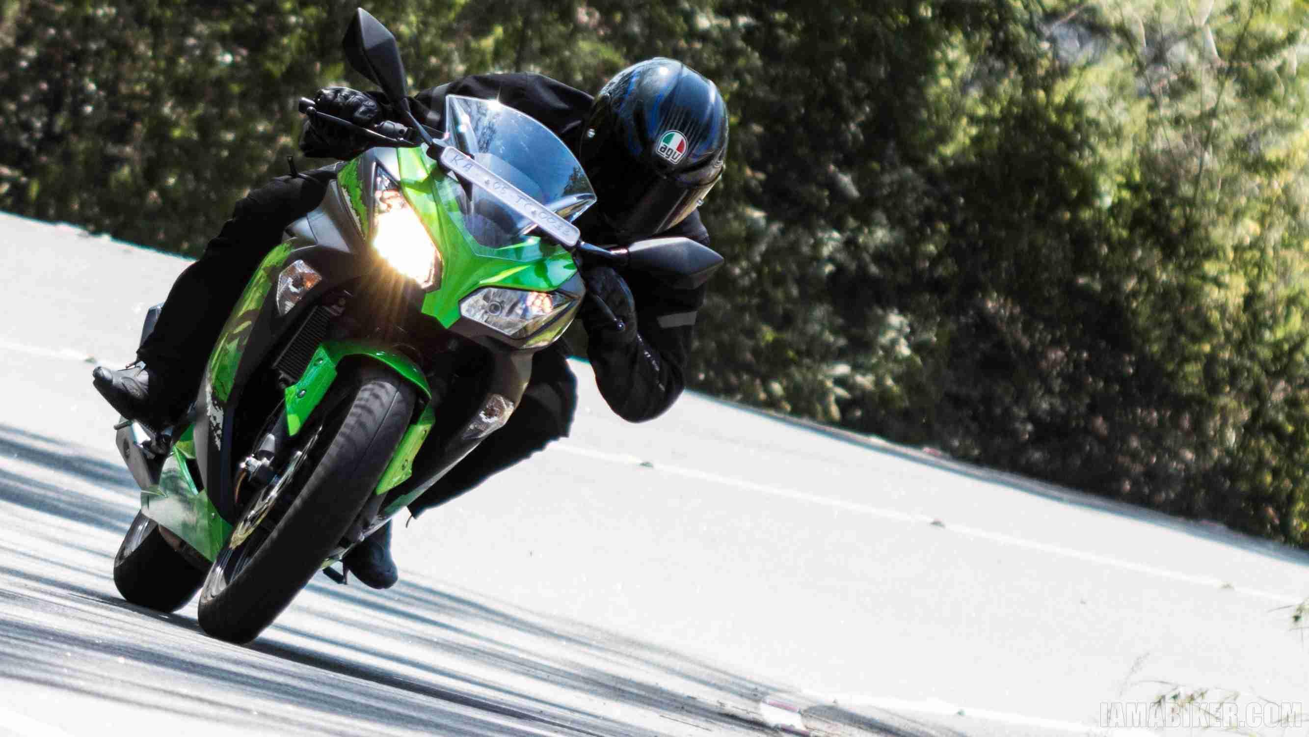 2019 Kawasaki Ninja 300 ABS