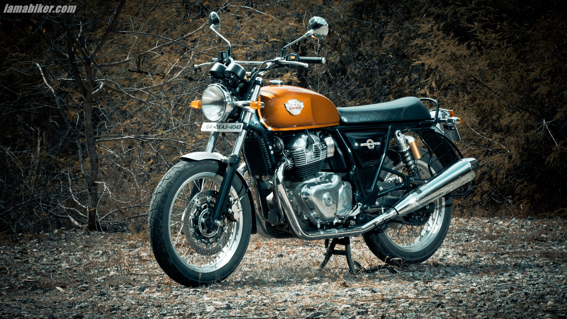 Interceptor 650 Hd Wallpapers Royal Enfield Iamabiker