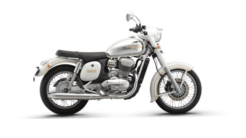 Jawa Grey colour option