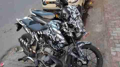 KTM 390 Adventure India