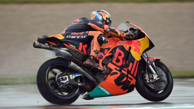 Pol Espargaro on KTM RC16
