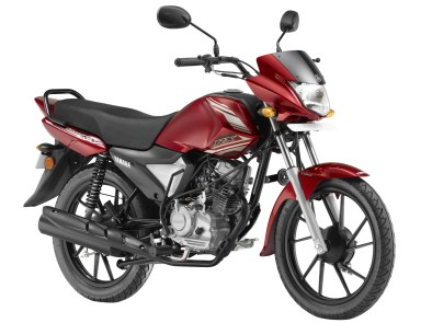 Yamaha Saluto RX - Ritzy Red