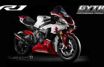Yamaha YZF R1 GYTR superbike