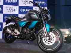 2019 Yamaha FZ-S Fi ABS V3.0 colour options