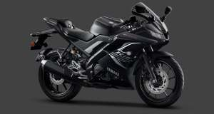 Yamaha R15 V3 gets Dual Channel ABS and new Black colour option