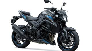 2019 Suzuki GSX-S750 gets new colour options - black
