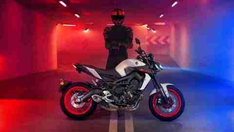 2019 Yamaha MT-09 India