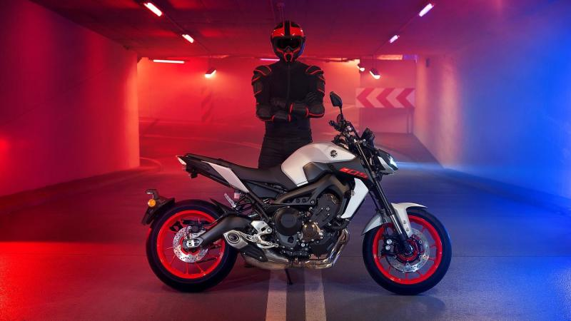 2019 Yamaha MT-09 India
