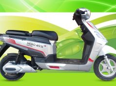 Hero Electric scooter Nyx