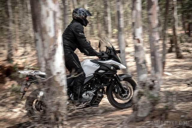 Suzuki V-Strom 650 XT ABS review