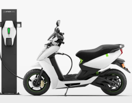 ather energy-india-electric-vehicle