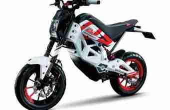 Suzuki electric vehicle