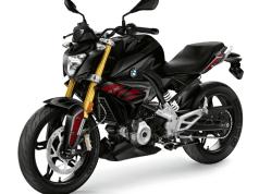 2020 BMW G310 R black
