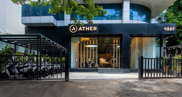 Ather Space Chennai