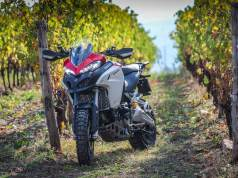 Ducati Multistrada 1260 Enduro India