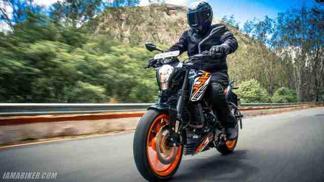 KTM Duke 125 review India