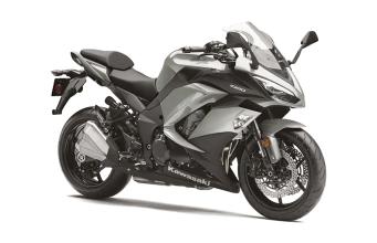 Kawasaki Ninja 1000 silver