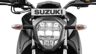 New updated Suzuki Gixxer - LED headlamp