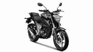 New updated Suzuki Gixxer - front view