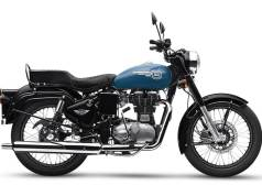 2019 Royal Enfield Bullet 350 sapphire blue