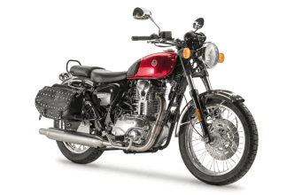 Benelli Imperiale 400 red front