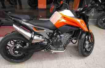 KTM Duke 790