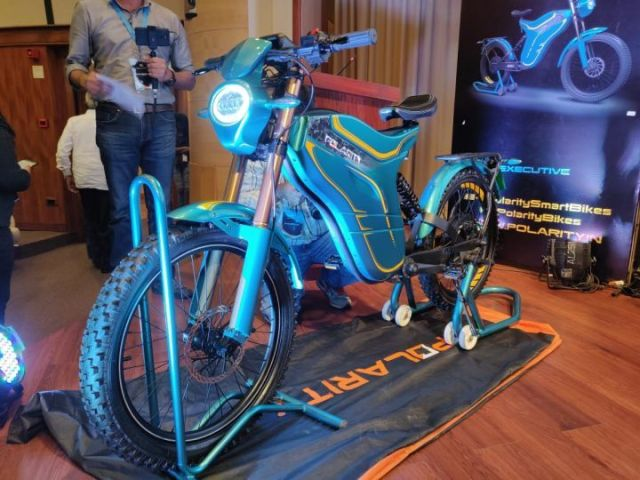 Polarity Smart Bike e-bikes
