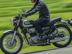 2020 Kawasaki W800 HD wallpaper