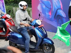 Bajaj Chetak electric scooter announced