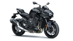 Kawasaki Z H2 HD wallpaper - all black