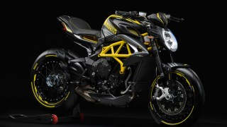 MV Agusta Dragster Pirelli Yellow