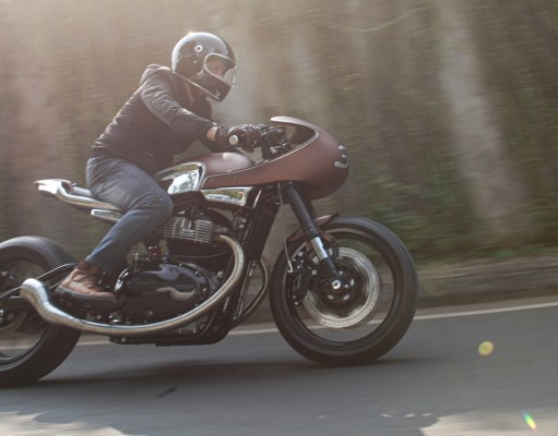 The 30 custom Continental GT 650
