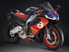 Aprilia RS 660 production version