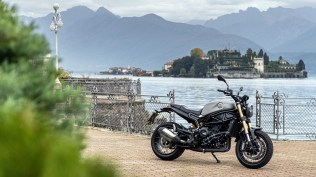 Benelli Leoncino 800 high res images