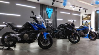 CF Moto Bengaluru showroom