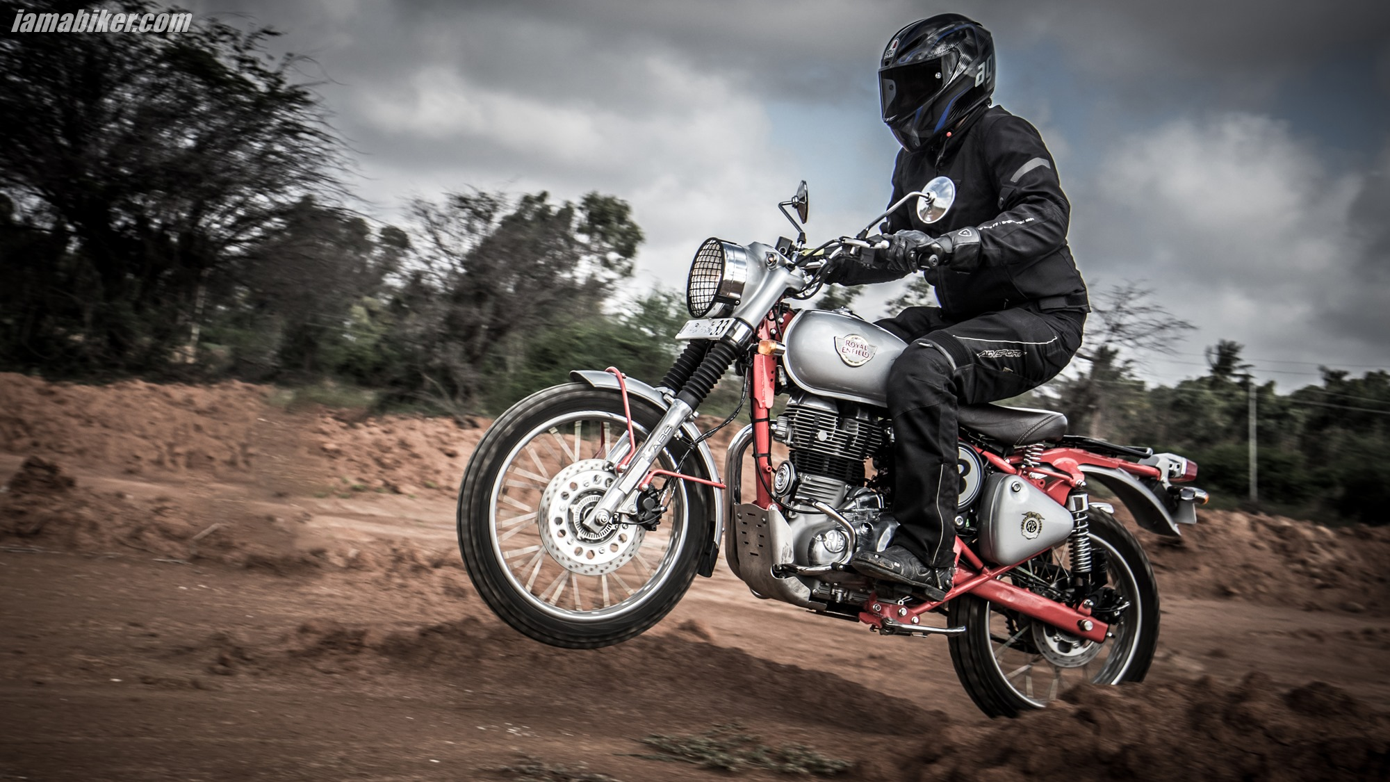 Royal Enfield Trials 350 review – what its all about