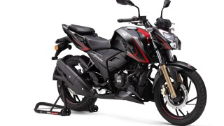 TVS launches 2020 BS6 ready Apache RTR 200 4V