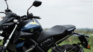 Yamaha MT-15 tank and seat