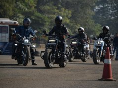 Harley riding academy in Mumbai