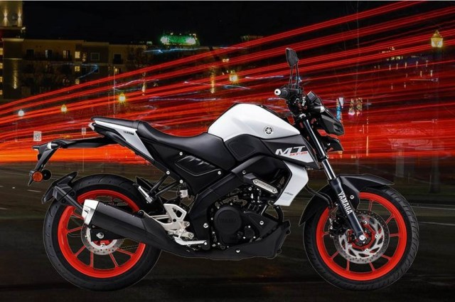 BS6 Yamaha MT-15