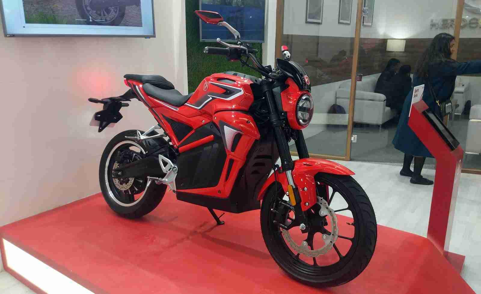 Hero Electric AE 47 electric bike
