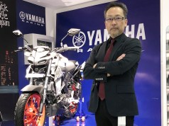 Hideki Fujiwara is the new India Yamaha Motor research wing MD