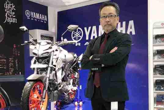 Hideki Fujiwara is the new India Yamaha Motor research wing MD