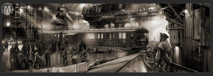The Art Of Metro 2033 Last Light
