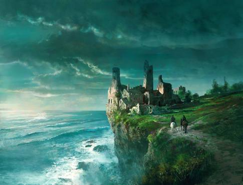 Making of The Death of Dulgath by Marc Simonetti