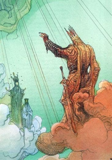 The Art of Moebius