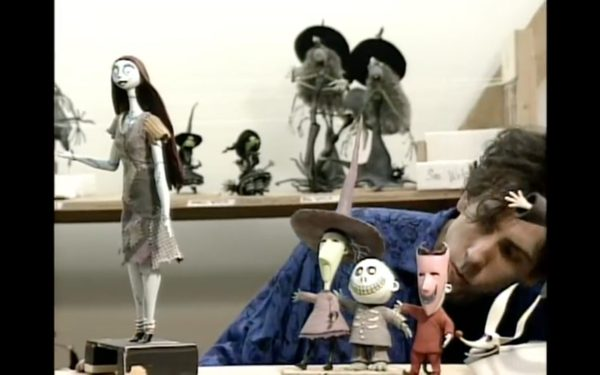 Making Of The Nightmare Before Christmas