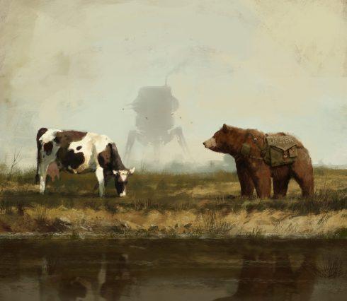 The Art of Jakub Rozalski