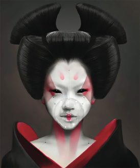 Art of Ghost in The Shell