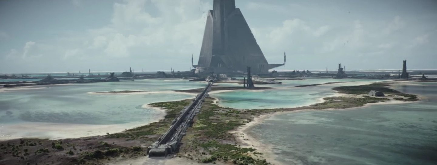 Image result for scarif destruction